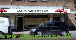 Anne's Smørrebrød