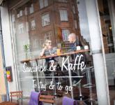 Sandwich & Kaffe to stay & to go