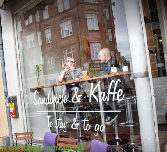 Sandwich & Kaffe to stay & to go