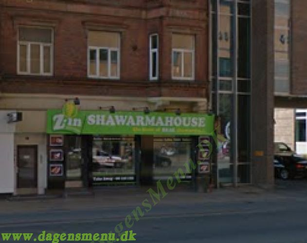 Z-In Shawarmahouse
