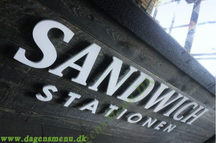 Sandwich Stationen