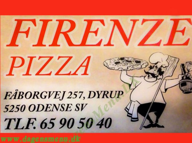Firenze Pizza