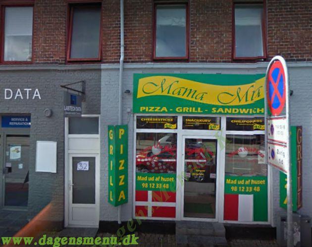 Mama Mia Pizza & Kebab