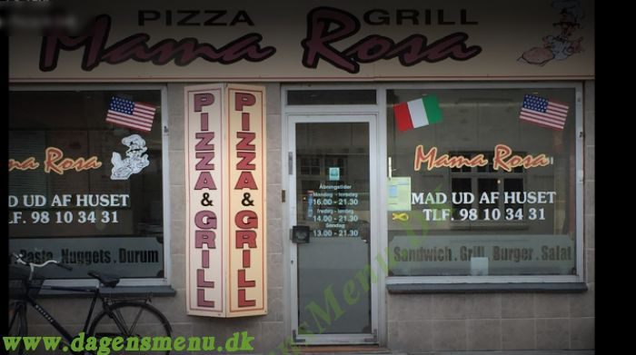 Mama Rosa Pizza & Gril