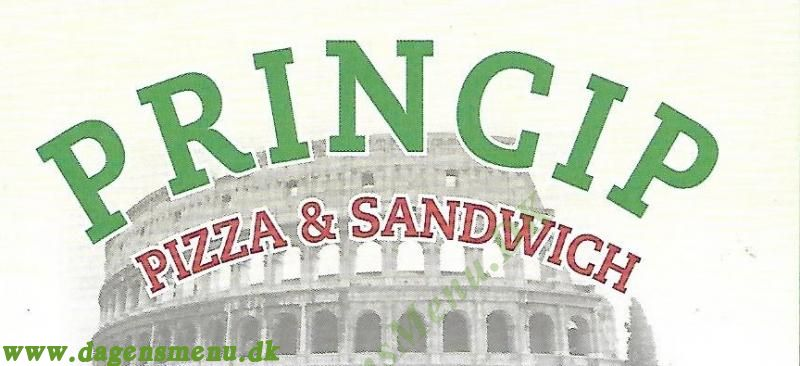 Princip - Pizza & Sandwich