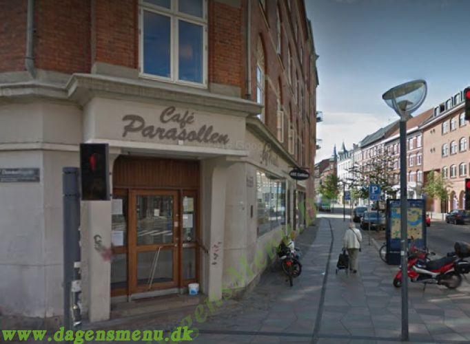 Cafe Parasollen