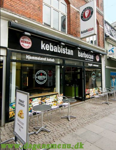 Kebabistan Barbeque
