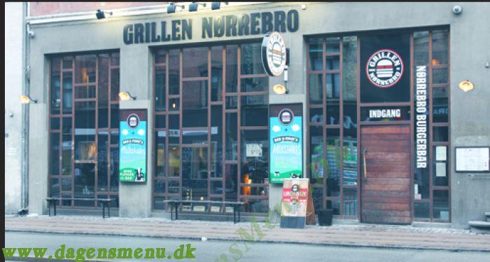 Grillen Burgerbar