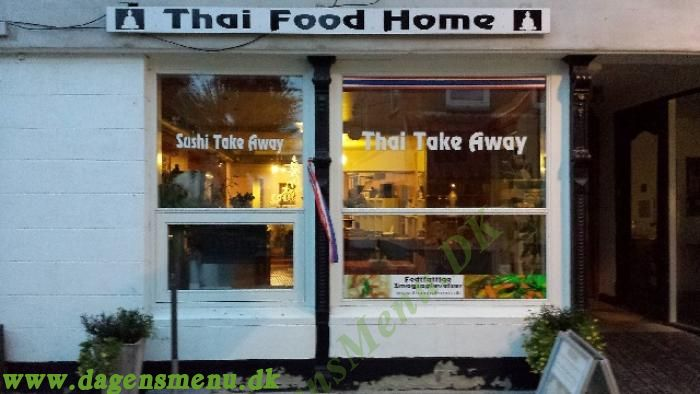 Thai Food Home & Sushi