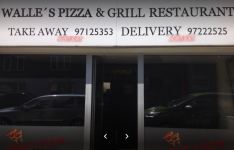 Walle's Pizza & Grill