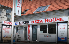 Luxus Pizza