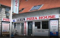 Luxus Pizza