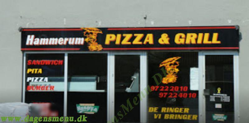 Hammerum Pizza & Grill