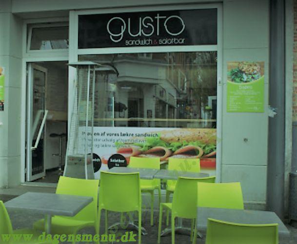 Gusto Sandwich & Salatbar City