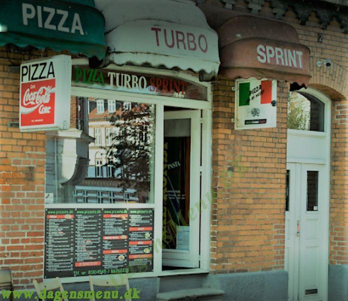 Pizza Turbo Sprint