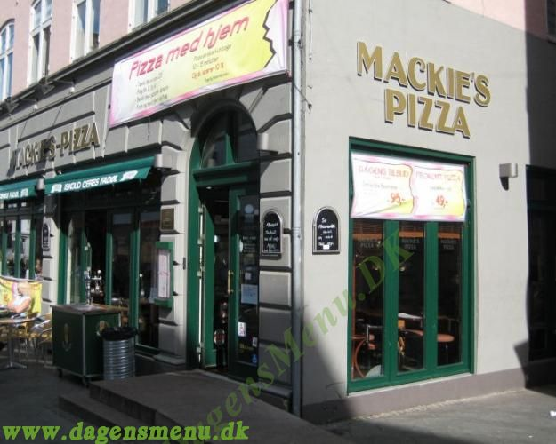 Mackies Pizza & Cantina