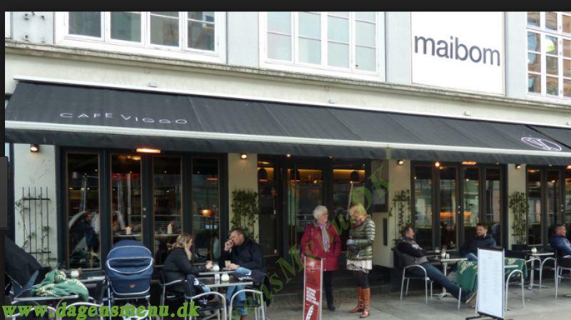 7a3410a01f1 Cafe Viggo Aarhus C - Dagens Menu
