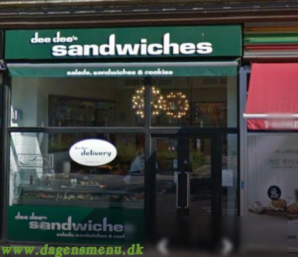 Dee dees sandwiches