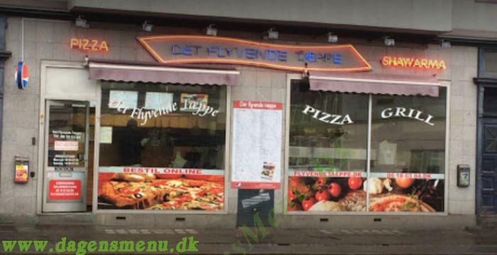 Det Flyvende Tæppe Pizzaria