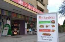 Mr. Sandwich og Viborggaardens Bageri