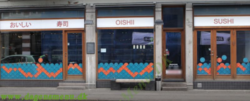 Restaurant Oishii Sushi