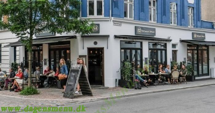 Restaurant Ombord