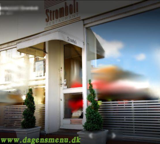 Restaurant Stromboli