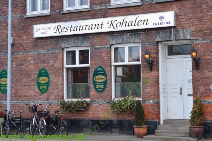Restaurant Kohalen