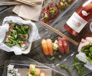 Letz Sushi  M.P. Bruuns Gade