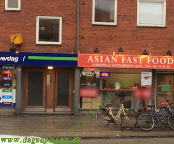 ASIAN FAST FOOD