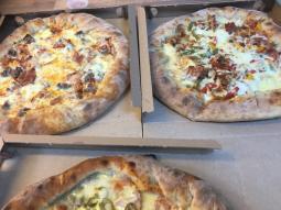 Velsmagende pizza