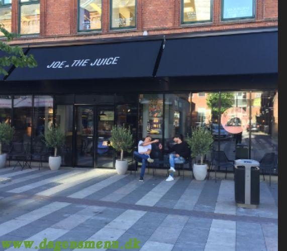 JOE & THE JUICE - Ryesgade
