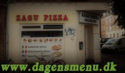 Zagu pizza