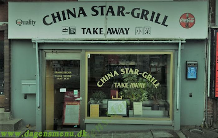 China Star Grill