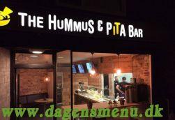 The Hummus and pita bar