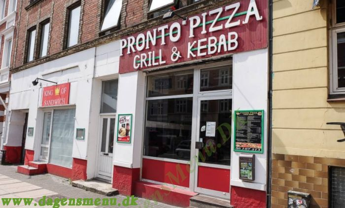 Pronto Pizza & Kebab