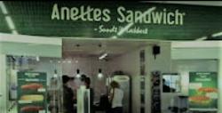 Anettes Sandwich Finlandsgade