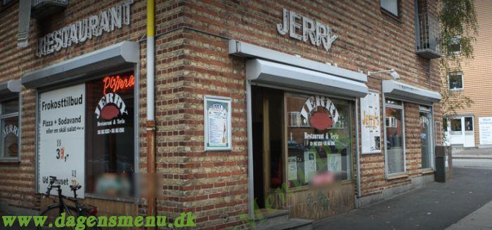 Jerry's Restaurant & Teria