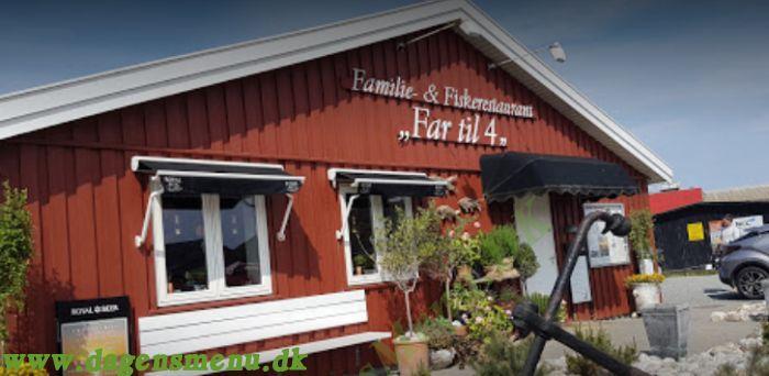 Restaurant Far til 4