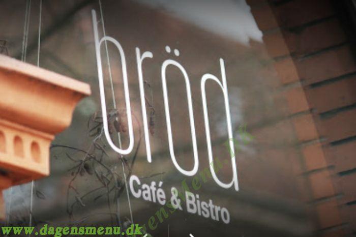 Brod - cafe og bistro