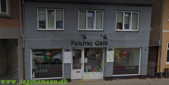Den Nye Peking Grill