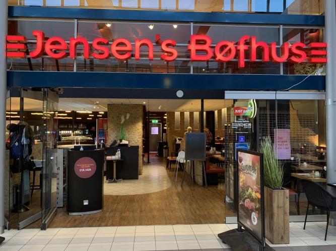 Jensens Bøfhus Kolding - Kolding Storcenter