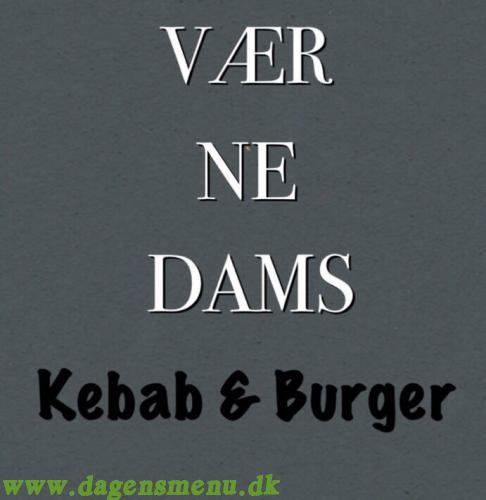 Værnedams Kebab og Burger