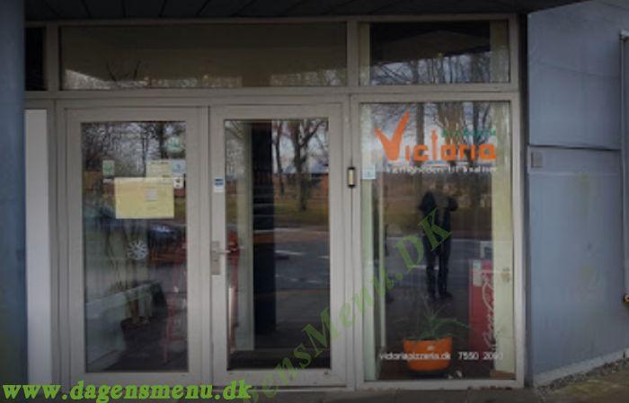 Victoria Pizzeria  Lyshøj Alle