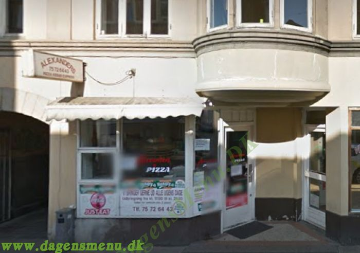 Alexanders Pizza