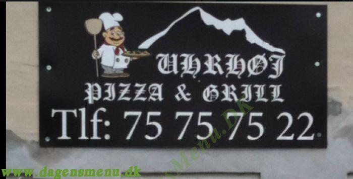 Uhrhøj Pizza & Grill