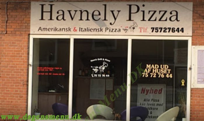 Havnely pizza