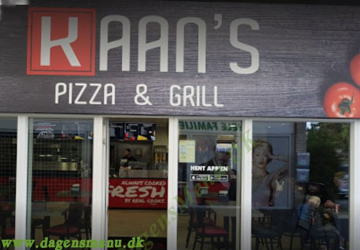 Kaan's Pizza og Grill