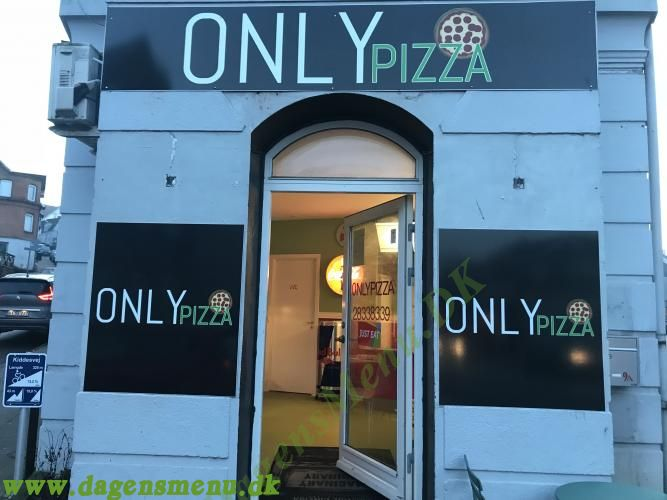 Only pizza