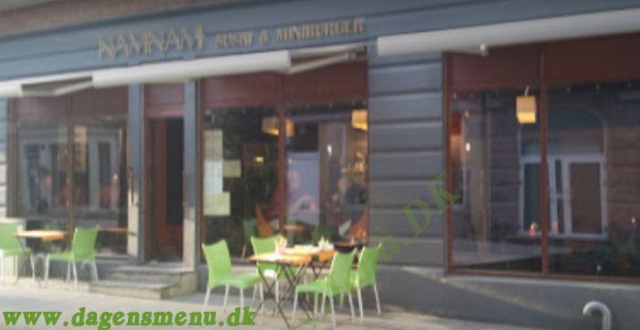 NamNam Sushi Cafe